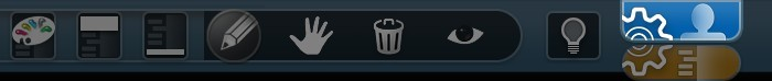 This is the icon for account preferences